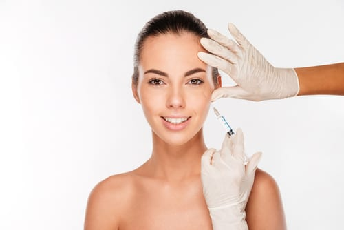 lady-getting-botox-cosmetic